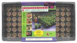 Jiffy Professional Greenhouse Kit Tray Indoor Gardening Top Quality