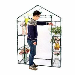 Ohuhu Walk-in 3 Tier 6 Shelf Portable Greenhouse 78.7