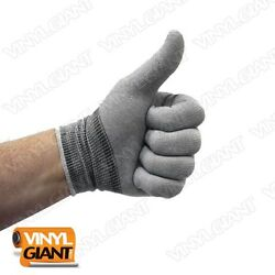 Lint Free Anti Static Wrap Glove for Vinyl Vehicle Car Wraps Decals Sticker