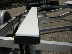 REPLACE BOAT TRAILER CARPET WITH EXTRA WIDE ( 4