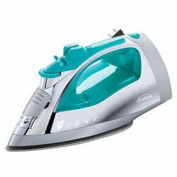 Sunbeam Steam Master Iron with Anti-Drip Non-Stick Stainless Steel Soleplate $21.99