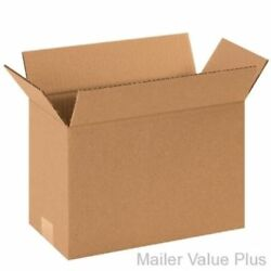 50 - 12 x 6 x 8 Shipping Boxes Packing Moving Storage Cartons Mailing Box