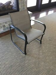 Tropitone Patio Chairs - Lot of 90 chairs