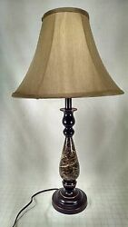 Traditional Table Lamp Desk Lamps Shades Nightstand Light $39.00