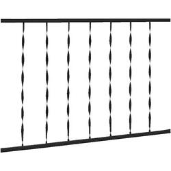 Gilpin Windsor Wrought Iron Railing