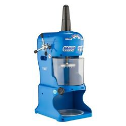 Commercial Shave Ice Machine Maker Ice Cube Shaved Premium Stainless Steel Blade