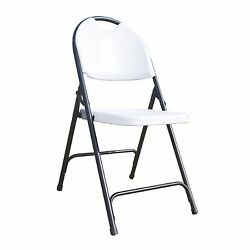 Folding Chairs Outdoor Portable Metal Compact Camping Garden Home Chair Lot 4 Pc