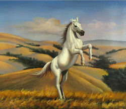 3D Horse Picture grass 0715 Wall Paper Wall Print Decal Wall Deco AJ WALLPAPER