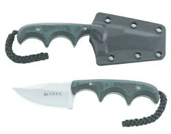 COLUMBIA RIVER FOLTS MINIMALIST BOWIE FIXED BLADE KNIFE 2.125