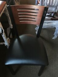 NEW WHOLESALE COMMERCIAL WOOD METAL CHAIRS ON SALE