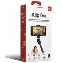 New IK Multimedia iKlip Grip Multifunction Smartphone Camera Stand wFree Items*