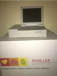 Schiller AT-10 Plus Ekg Ecg Factory Refurbished- stress test can be added $$