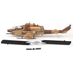 IXO 1:72 Marines AH 1W Supercobra Camo Diecast Airplane Aircraft Helicopter Toy $21.99