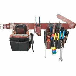 Occidental Tool Belts Leather 5590 Commercial Electrician's Set