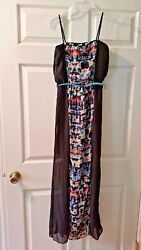 NWT City Triangles Multicolor Maxi Dresses $15.00