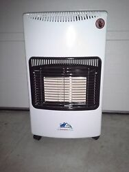 portable room heater  chaufrette propane portable  solutionchalet 42 KW