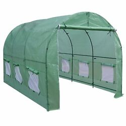 Canopy Cover Replacement Green House Garden Plant Protector Large Open Walk-In