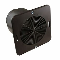 Duraflo 646015BR Soffit Exhaust Vent Brown NEW