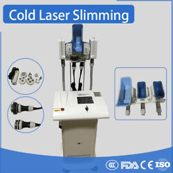 Cold laser weight lose slimming multi with cavitation and rf 3 in 1 beauty