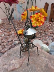 Golfing Ant   Made in Mexico   Outdoor Safe  Man Cave Office or Garden Decor