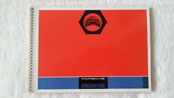 32A 165 1965 66 Porsche 911 Operating Instructions Owner's Manual