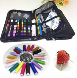 145 Items Professional Travel Sewing Kit Held Mini Supplies Beginners Tailor Kit