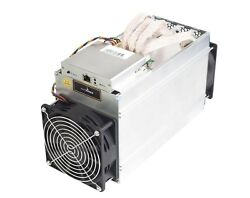 LOT ANTMINER D3 19.3GHs DASHCOIN BITMAIN 1200W WITH PSU IN HAND