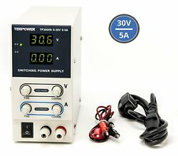 Tekpower TP3005N Regulated DC Variable Power Supply 0 30V at 0 5A $59.99