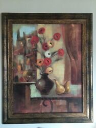 Fine Art Kitchen and Dining Framed Painting Print by S.Vassileva $48.98