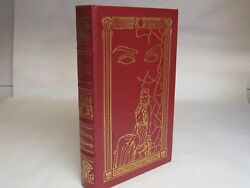 Easton Press SHE by H. Rider Haggard Leather HB Adventure Literature
