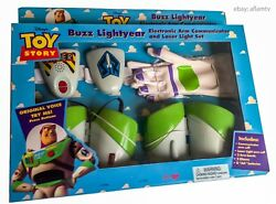 Disney Toy Story Buzz Lightyear Electronic Arm Communicator Laser light Costume