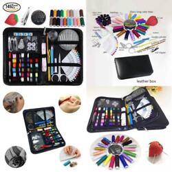 145 Items Sewing Kit Professional Travel Held Mini Supplies Beginners Tailor Kit
