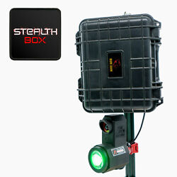 Slow Glow Hog Hunting Light All In One for night hunting battery solar panel $339.00