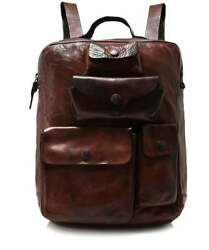 Campomaggi Women's Leather Backpack
