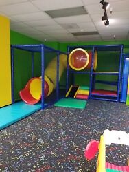 Playstructure commercial indoor