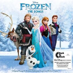 Various Artist - Frozen: The Songs 050087313920 (Vinyl Used Like New)