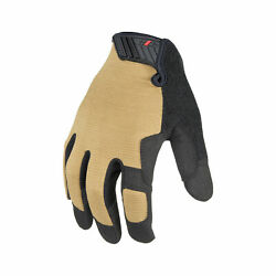 212 Performance General Utility Mechanic Work Gloves Brown MCG BL70 $11.99