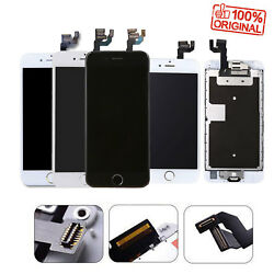 For iPhone 7 6 6s Plus 8 LCD Display Complete Touch Screen Replacement Button $21.99
