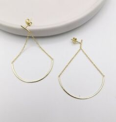 925 Sterling Silver Swing Swing Earring 102 4540 $13.16