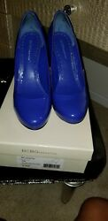 Blue BCBG Pumps