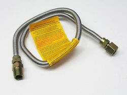 Stainless Steel Gas Connector 36