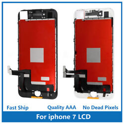iPhone 7 4.7 Screen Replacement LCD Digitizer 3D Touch Display Assembly $5.99