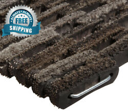 Durable Dura-Rug Recycled Fabric Tire-Link Outdoor Entrance Mat 20