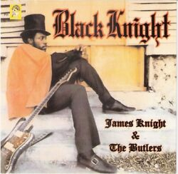 Black Knight by James Knight & THE BUTLERS James Knight ( RED VINYL)