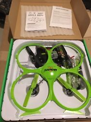 udi 818a hd rc quadcopter drone with hd camera $110.00