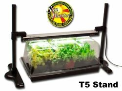 Mini Greenhouse & Light Stand kit for Germination and Propagation includes 18