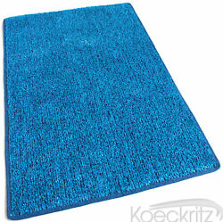 Blue Waters Indoor Outdoor Economy Turf Artificial Grass Area Rug Custom Cut