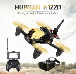 Hubsan H122D X4 STORM 5.8G FPV Micro Racing Drone Quadcopter 720P CAM Goggles $113.05