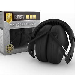 Ear Muffs Hearing Protection Gun Shooting Range Foldable Noise Reduction TOP