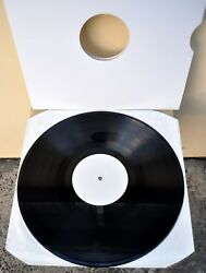 Zos KiaCoil ‎Transparent 1998 Black Vinyl UK Test Pressing John Balance RARE!